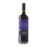Vinho Brasileiro Tinto Seco Tradição GOES Garrafa 720ml