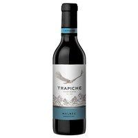Vinho Argentino Tinto Seco Trapiche Malbec Mendoza Garrafa 375ml