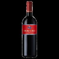 Vinho Italiano Tinto Castello di Montepò / Jacopo Biondi Santi Braccale Toscana Garrafa 750ml