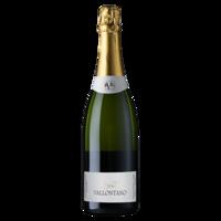 Espumante Brasileiro Branco Vallontano Chardonnay Pinot Noir Serra Gaúcha Garrafa 750ml