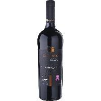 Vinho Brasileiro Tinto CASA PERINI Carbernet Sauvignon Merlot Solidário Garrafa 750ml