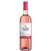 Vinho Californiano Rosé SUTTER HOME Zinfandel Garrafa 750ml