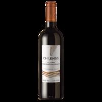 Vinho Chileno Tinto Cabernet Sauvignon CHILENSIS Reserva Garrafa 750ml