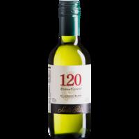 Vinho Chileno Branco 120 SANTA RITA Sauvignon Blanc Garrafa 187ml