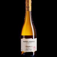 Vinho Francês Branco B&G Chablis Garrafa 750Ml