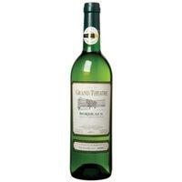 Vinho Francês Branco GRAND THEATRE Bordeaux Garrafa 750ml