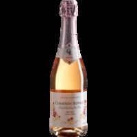 Vinho Espumante Francês CHANSON ROYALE Brut Rosé Garrafa 750ml