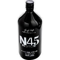 Negroni Ricetta 45 Garrafa 1 Litro